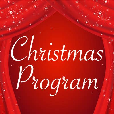 christmas program 2016 weisbach church