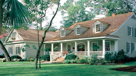 southern country style homes southern style house with wrap around porch southern style southern living cottage of the year southern cottage style