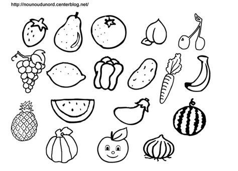 Dessin Cod 195 169 Fruits Maternelle