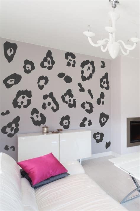 leopard print wall stickers leopard print wall decal walltat without boundaries