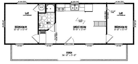 mobile home floor plans cabin floor plans