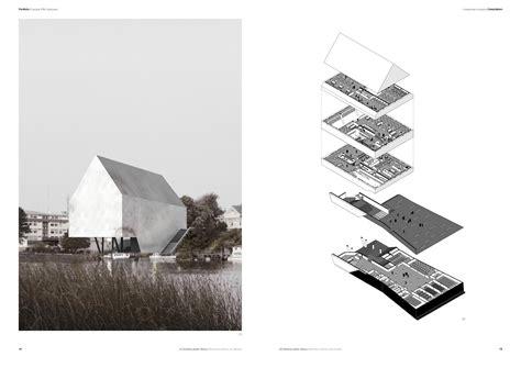 best portfolio designs gallery of the best architecture portfolio designs 15