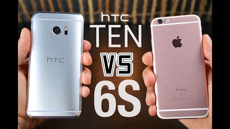 htc   iphone  ultimate comparison youtube