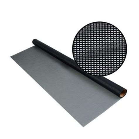 solar window home depot phifer 36 in x 25 ft charcoal solar screen 3021116 the home depot