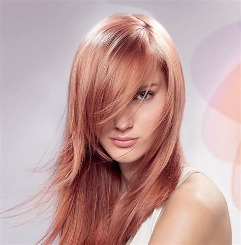 fashioned hair le blond rose le blond 224 adopter cet automne la