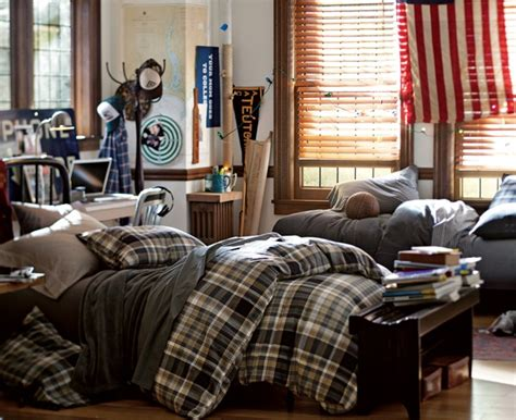 Boys Room Pottery Barn College Dorm Pinterest Pottery Barn Boys Rooms