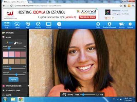 programa para editar fotos con efectos programa online para editar editar im 225 genes fotos online cambiar color de ojos hacer