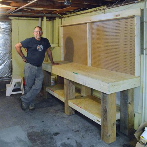 build  workbench part iii plaster disaster