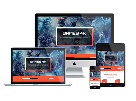 Joomla Mobile Template by Et Gaming Free Responsive Joomla Gaming Templates