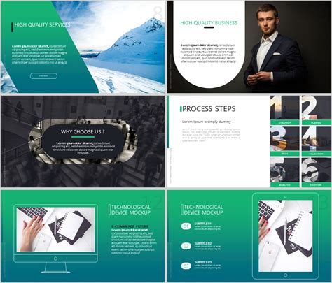 Octave Free Powerpoint Presentation Template Powerpoint Templates Just Free Slides Free Ppt