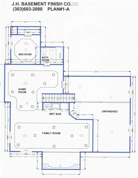 basement blueprints smalltowndjscom