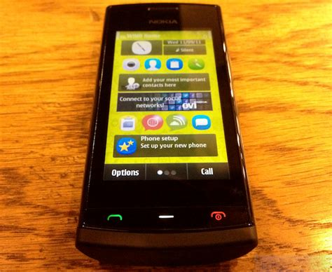 wind mobil wind mobile nokia 500 review mobilesyrup