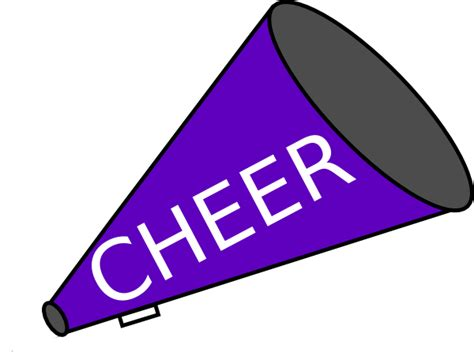cheerleading clipart cheer megaphone clipart png clipart panda free clipart