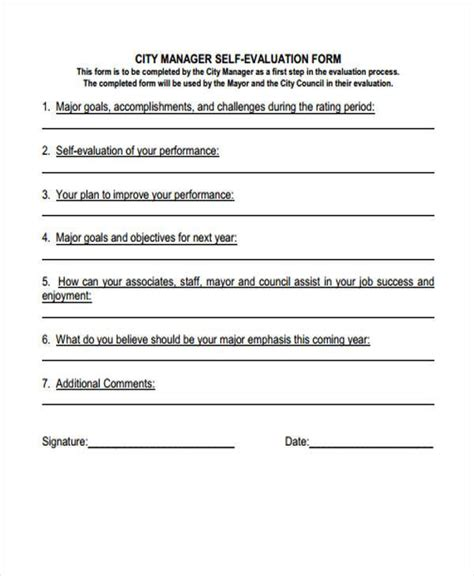 manager evaluation template manager evaluation form pictures to pin on