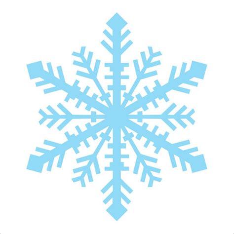 13 snowflake stencil templates free printable sle