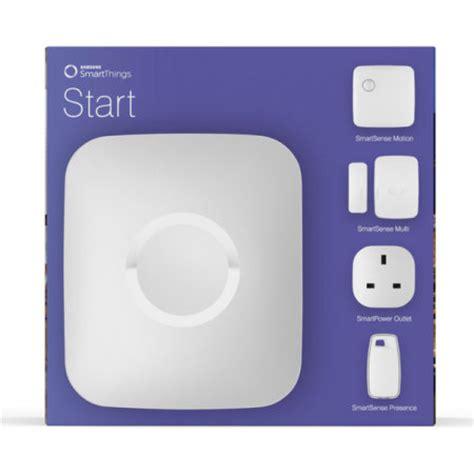 samsung smartthings smart home starter kit