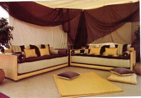 canap駸 marocains salon marocain moderne marseille