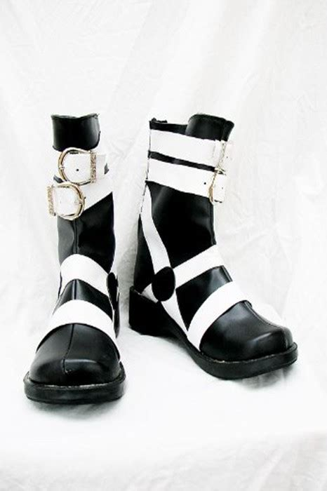 soul eater anime  cosplay shoes custom  boots ac