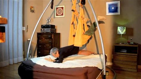 swing bed care swing yoga for back care using your bed digital product
