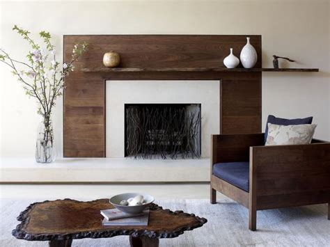 contemporary fireplace mantel wood dramatic contemporary this fireplace screen captures a natural modern aesthetic