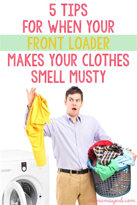 Wardrobe Smells Musty by 5 Tips For When Your Front Loader Makes Your Clothes Smell