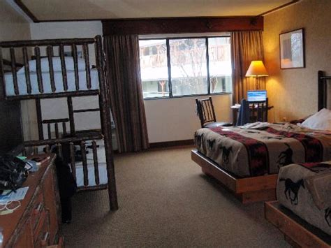 the room reviews the horses are picture of rocking ranch resort highland tripadvisor