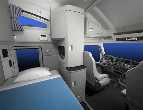 T680 Interior by Kenworth T680 Vantage Interior Semi Trucks