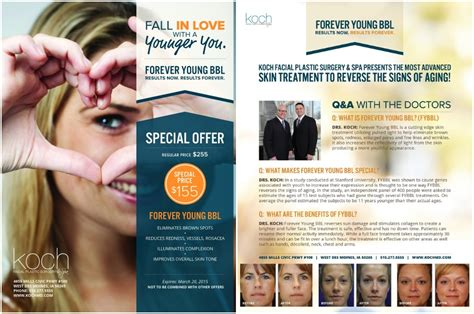 featured business highlight koch facial plastic surgery spa - Plastic Surgery Sweepstakes