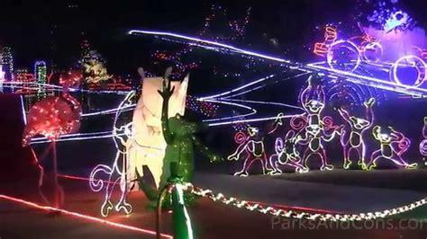 Hd 2014 La Zoo Lights Overview Los Angeles California La Zoo Lights Any Tots