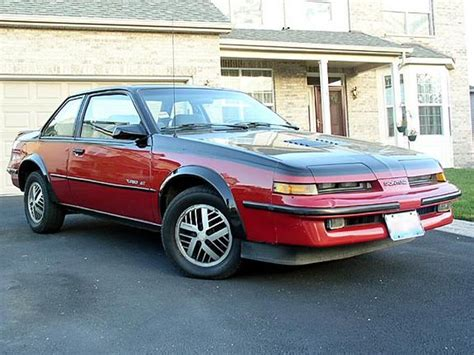 1987 Pontiac Sunbird by Rizz1220 1987 Pontiac Sunbird Specs Photos Modification