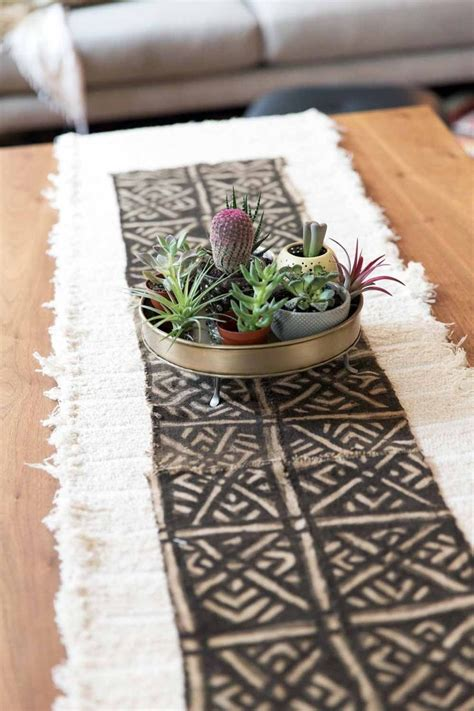 best 25 coffee table runner ideas on grey