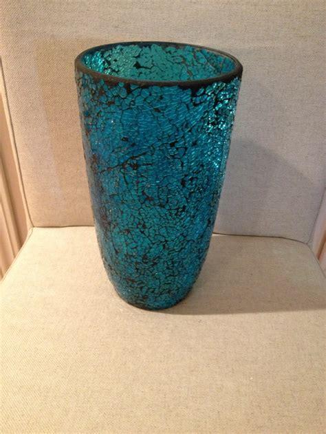 Cracked Mirror Vase by Make Cracked Glass Vase Letzlek