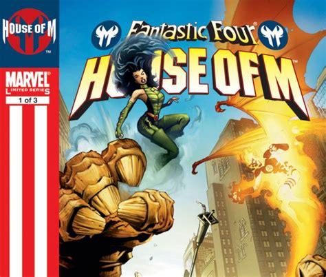 house of m 2005 1 variant comics marvel com fantastic four house of m 2005 1 comics marvel com