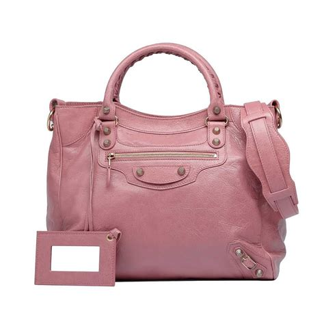 The Pink Bag balenciaga pink bags reference guide spotted fashion