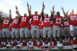Ohio State Background Check Ohio State Checks In At No 5 In Amway Coaches Poll The Lantern