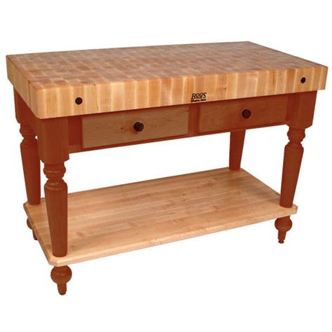 john boos cucina rustica maple kitchen island john boos kitchen island work tables 48 cucina rustica