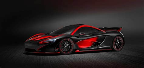 mclaren p1 price black red mclaren p1 from mso
