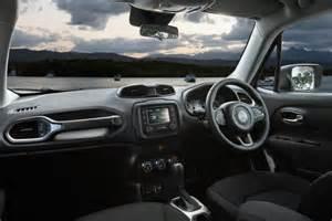 2015 jeep renegade trailhawk interior car interior design