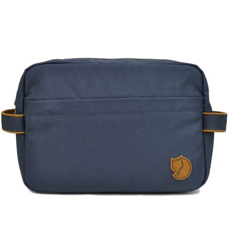Fjallraven travel toiletry bag navy my kanken bag