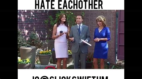channel 9 news anchors in chattanooga two denver news anchors hate eachother 9news denver