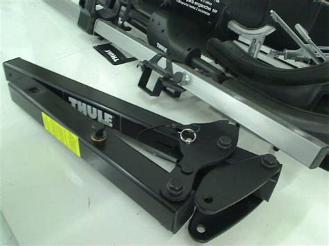 Thule 916xtr T2 2 Bike Hitch Rack 2 Inch by Thule 916xtr T2 Series 2 Bike Platform Hitch Rack With 2