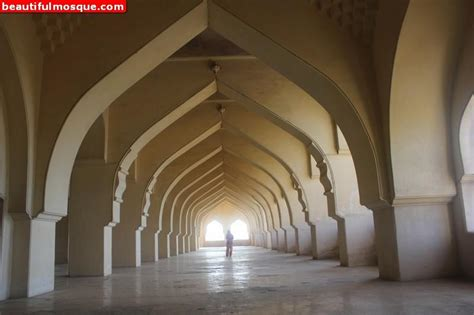 Interior Jam Masjid beautiful mosques pictures