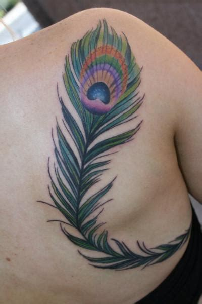 tribal peacock tattoo 13 beautiful tribal feather tattoos only tribal