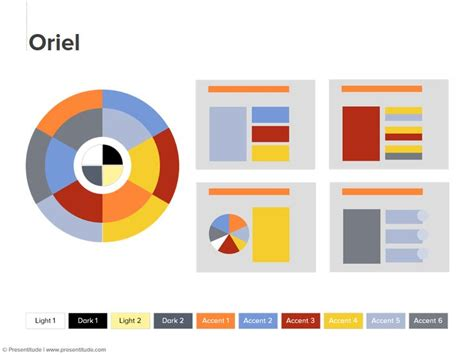 color themes powerpoint 2010 41 best images about powerpoint 2010 color themes on