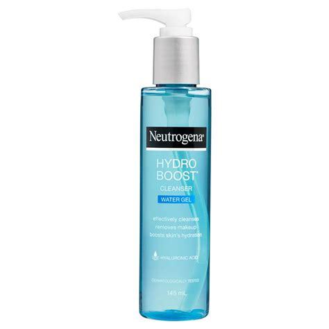 where to buy water gel buy neutrogena hydro boost cleanser water gel 145ml