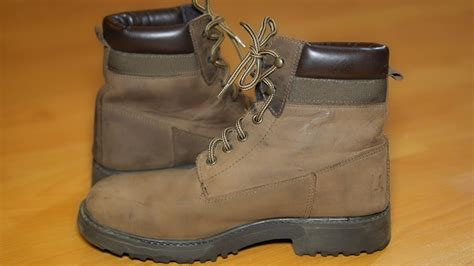 how to clean timberland boots 9 steps with pictures