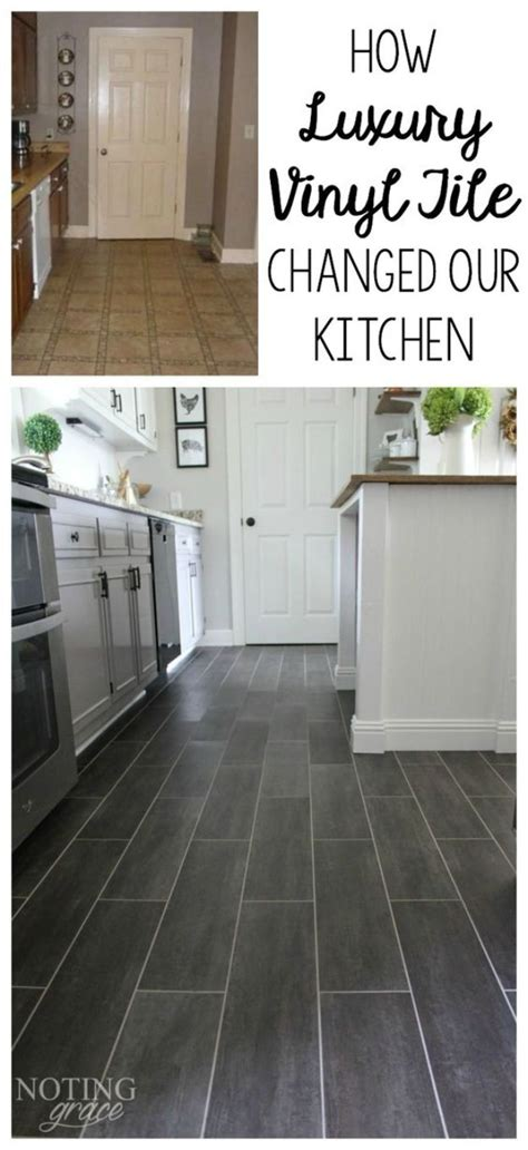 vinyl flooring for kitchens 34 diy flooring projects that will transform your home