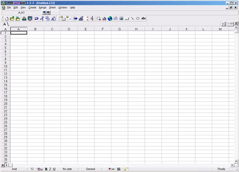 Lotus Spreadsheet by Lotus Software 1 2 3 Spreadsheet Released Tech History
