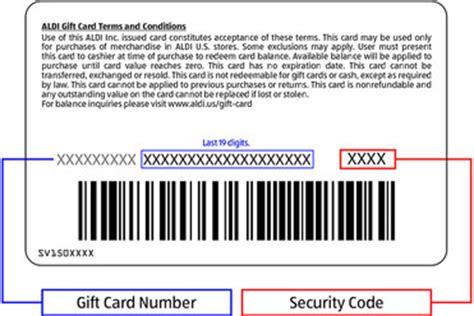 Aldi Gift Card - aldi us gift card balance