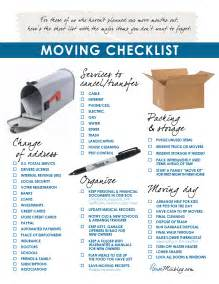 Moving To Do List Template Moving Part 2 Change Of Address Services To Stop